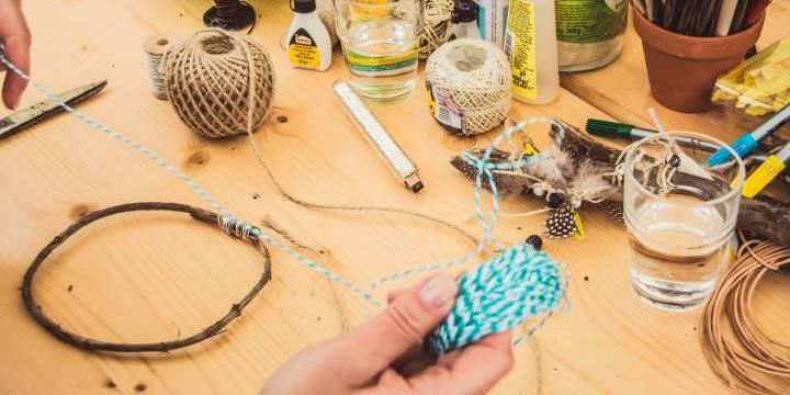 Her finder du flere idéer til DIY projekter, som du kan lave sammen med børn